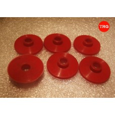 Thorens washer Grommets set of 6 pcs.