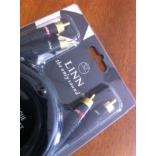 LINN  Interconnect Cable  (Black)