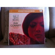 "Ray Conniff ""Say It With Music (A Touch Of Latin)"""
