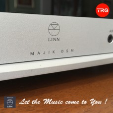 Linn Majik DSM (Integrated digital music player, preamplifier and power amplifier)