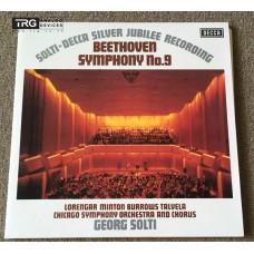 Beethoven* / Solti* / Chicago Symphony Orchestra* & Chorus*, Lorengar*, Minton*, Burrows*, Talvela* – Symphony No. 9
